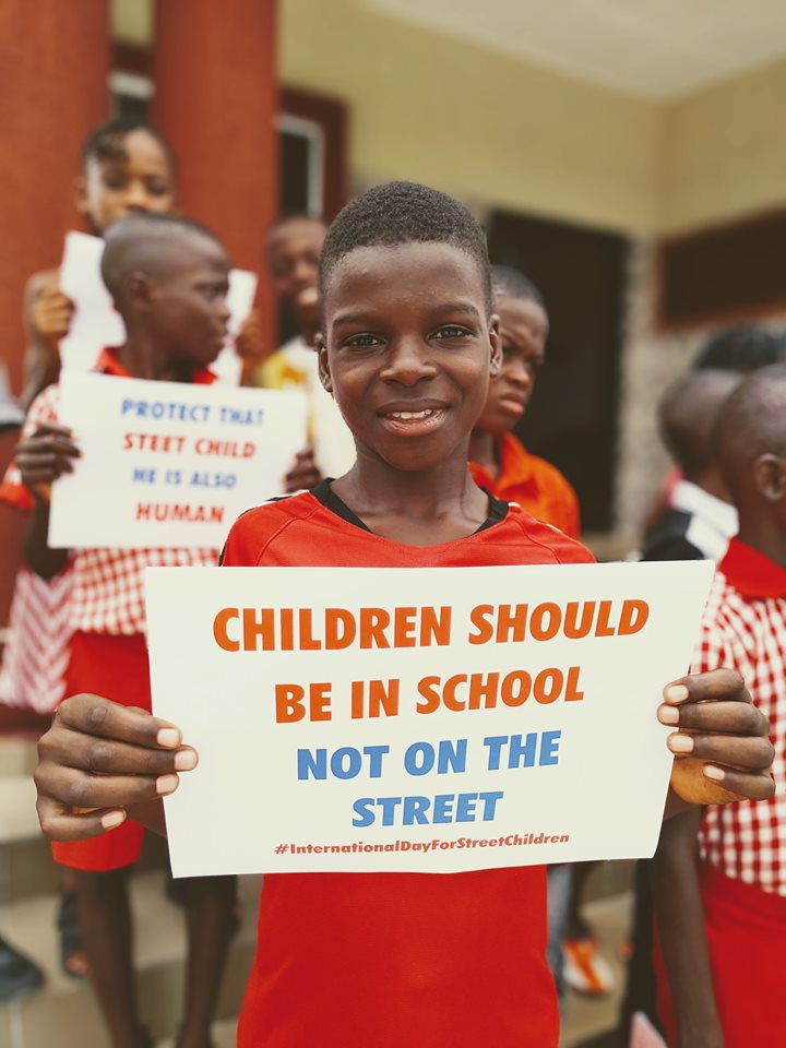International Day for Street Children