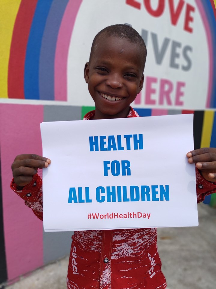 World Health Day at Land of Hope