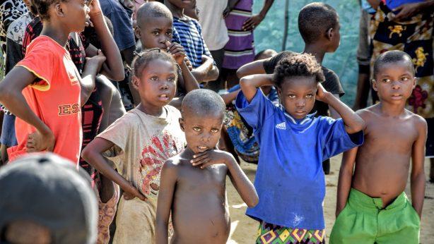Street abadoned Children