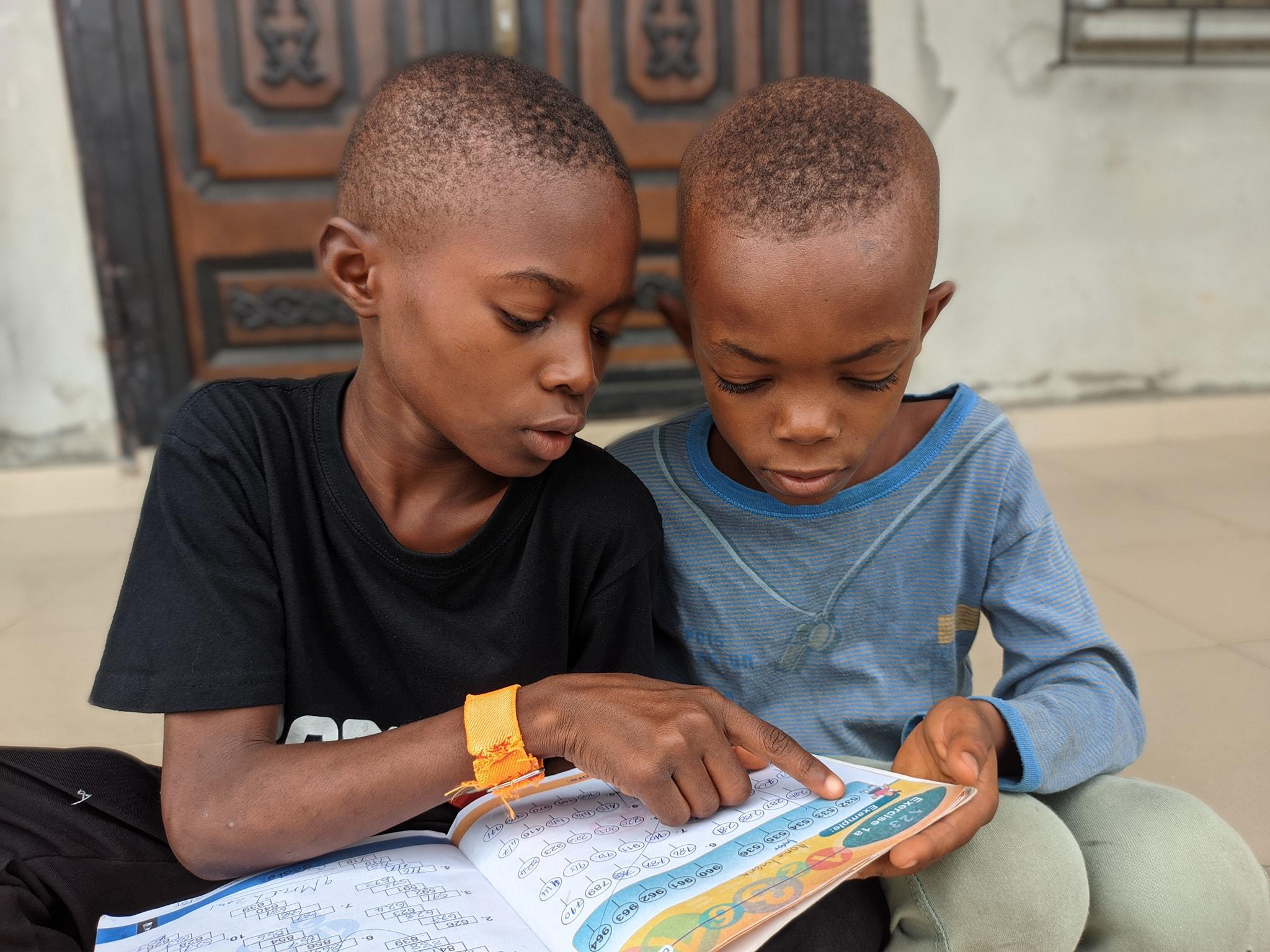 ACAEDF Land of Hope Children Center Reading